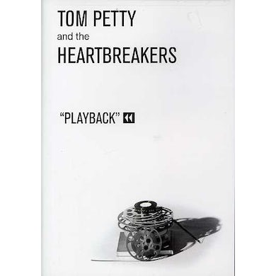 Tom Petty and the Heartbreakers PLAYBACK DVD