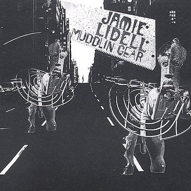 Jamie Lidell MUDDLIN GEAR CD