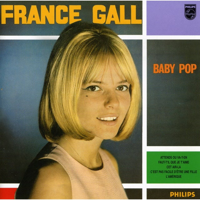 France Gall GOLD MUSIC STORY: BABY BOP CD