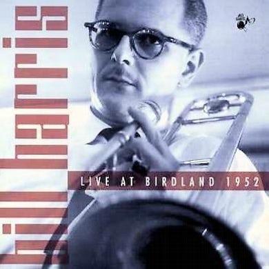 Bill Harris LIVE AT BIRDLAND 1952 CD