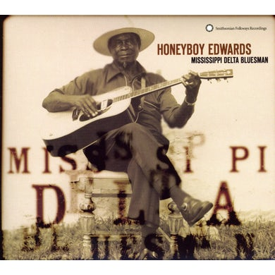 David Honeyboy Edwards MISSISSIPPI DELTA BLUESMAN CD