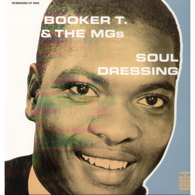Booker T. & the M.G.'s SOUL DRESSING Vinyl Record