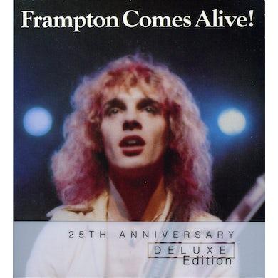 Peter Frampton FRAMPTON COMES ALIVE (25TH DLX ANN EDT) CD