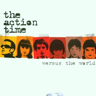 Action Time VERSUS THE WORLD CD