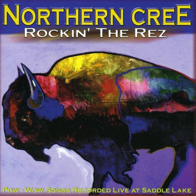 Northern Cree ROCKIN THE REZ CD