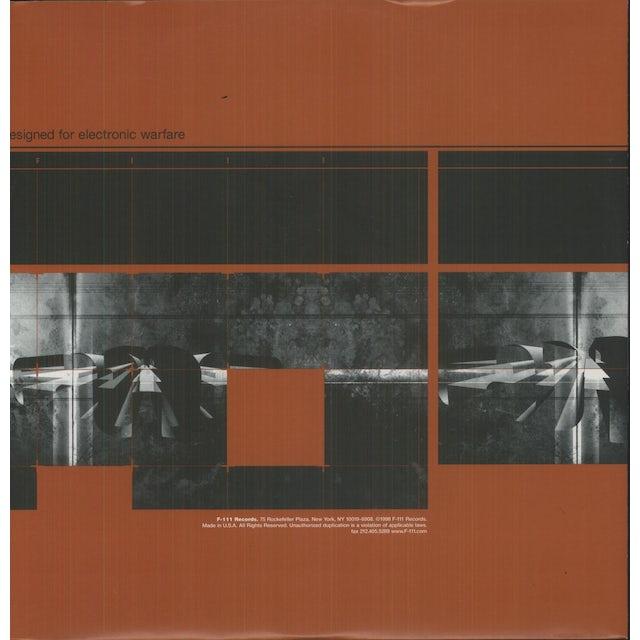 Red Shift MOTIVATION Vinyl Record