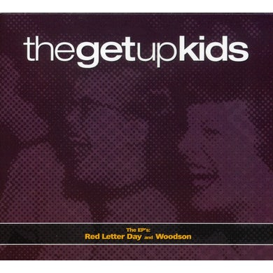 The Get Up Kids RED LETTER DAY & WOODSON CD
