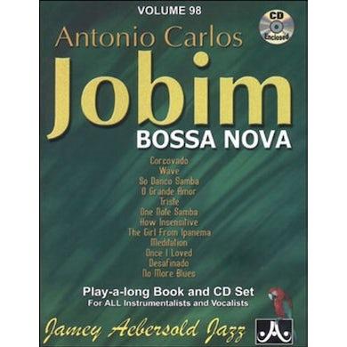 Jamey Aebersold Antonio Carlos Jobim CD