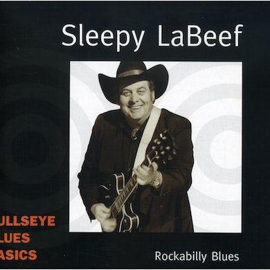 Sleepy LaBeef ROCKABILLY LABEEF CD