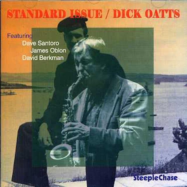 Dick Oatts STANDARD ISSUE CD