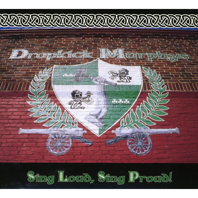 Dropkick Murphys SING LOUD SING PROUD CD