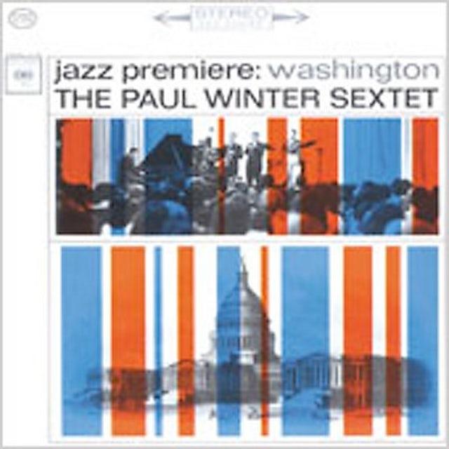 Paul Winter JAZZ PREMIERE: WASHINGTON CD