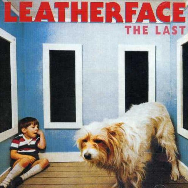 Leatherface LAST CD