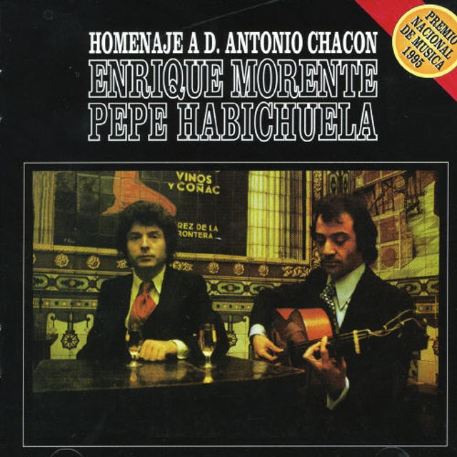 Enrique Morente CANTES ANTIGUOS DEL ELAM CD