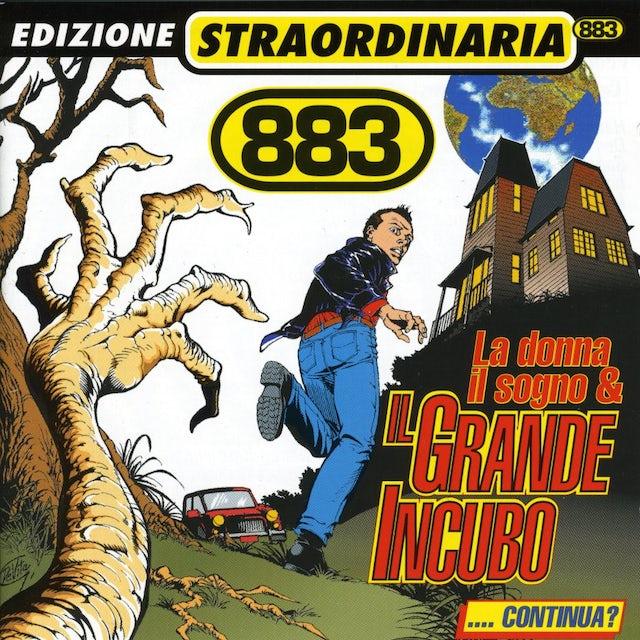 883 DONNA IL SOGNO GRANDE INCUBO CD