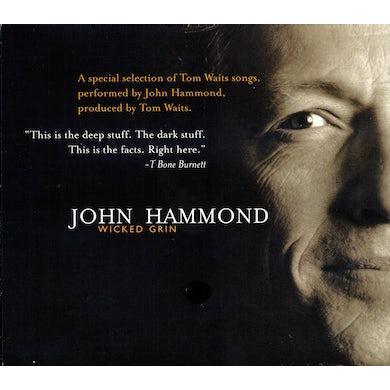 John Hammond WICKED GRIN CD