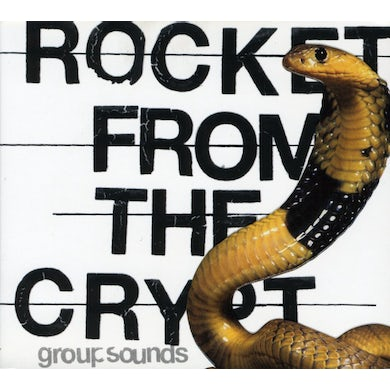 Rocket From The Crypt GROUP SOUNDS CD