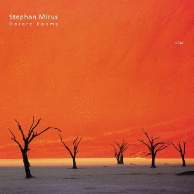 Stephan Micus DESERT POEMS CD