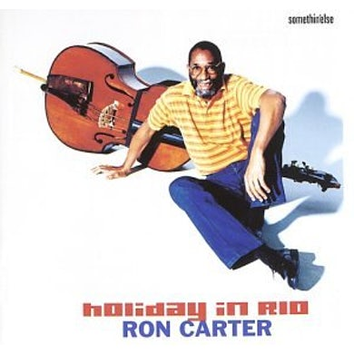Ron Carter HOLIDAY IN BRAZIL CD