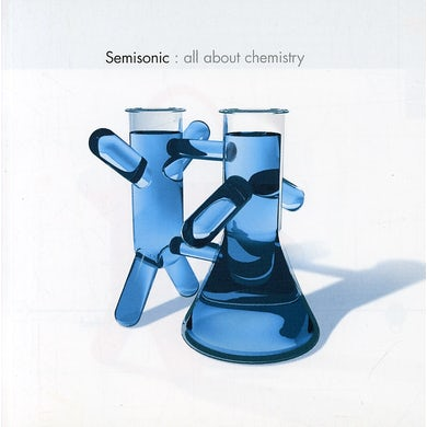 Semisonic ALL ABOUT CHEMISTRY CD