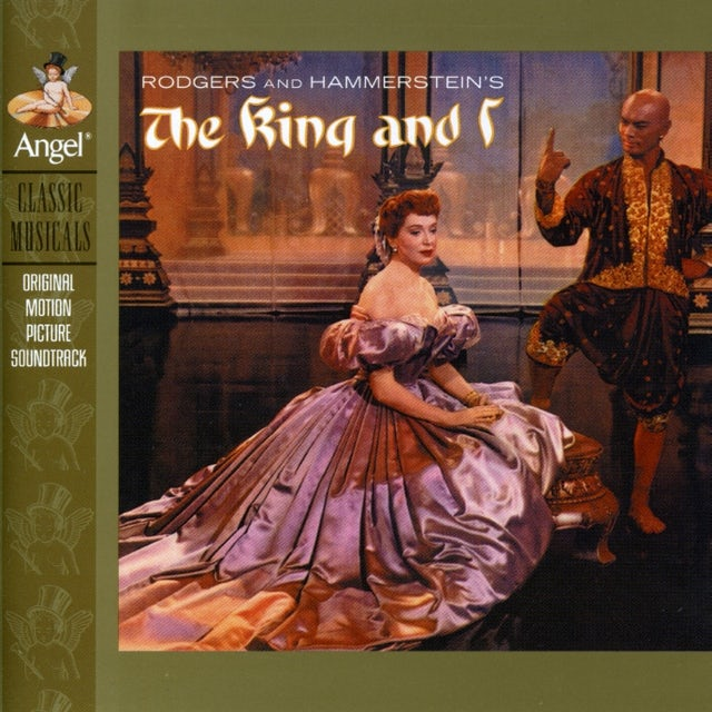 King & I / O.S.T. KING & I / Original Soundtrack CD