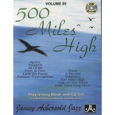 Jamey Aebersold 500 MILES HIGH CD