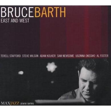 Bruce Barth EAST & WEST CD