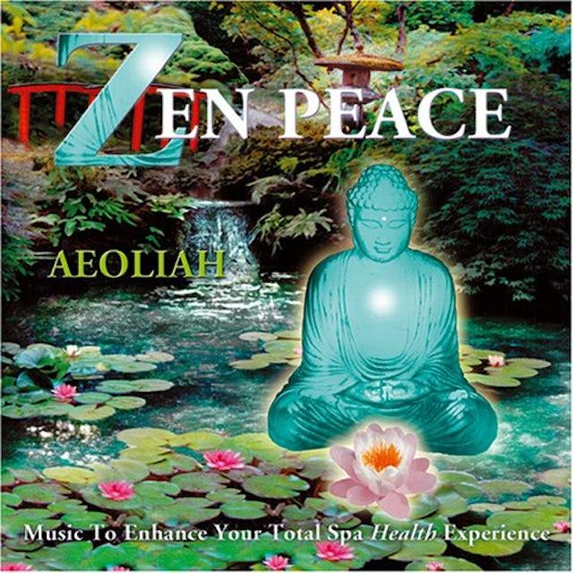 Aeoliah ZEN PEACE CD