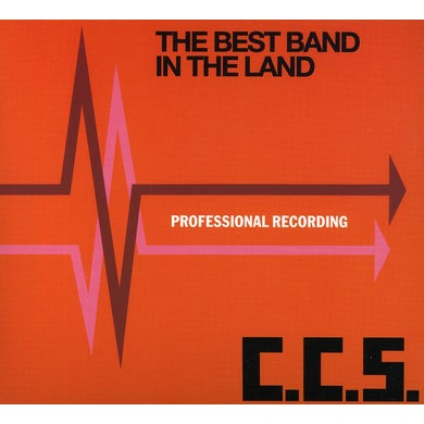CCS BEST BAND IN THE LAND CD