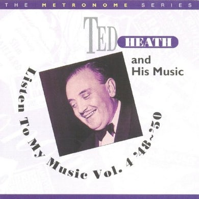 LISTEN TO MY MUSIC 1948-50 4 CD