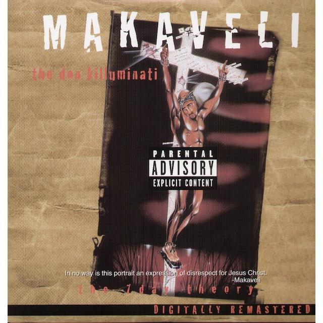Makaveli 7 DAY THEORY Vinyl Record