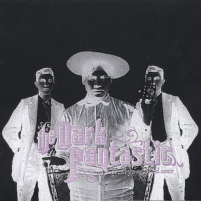 Dark Fantastic GOODBYE CROOKED SCAR Vinyl Record