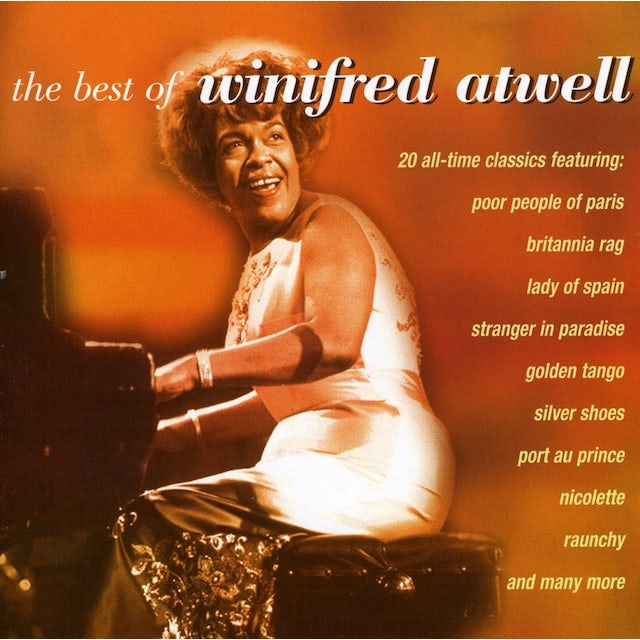Winifred Atwell BEST OF CD