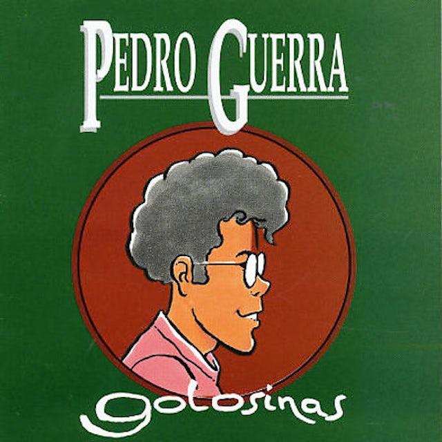 Pedro Guerra GOLOSINAS CD