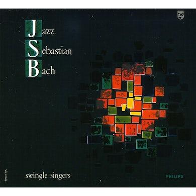 Swingle Singers JAZZ SEBASTIAN BACH 1 CD