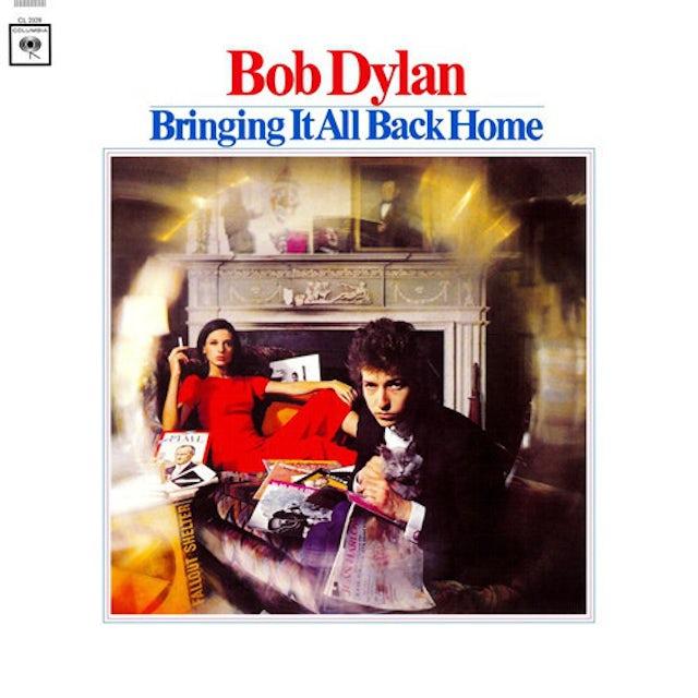 Bob Dylan BRINGING IT ALL BACK HOME Vinyl Record