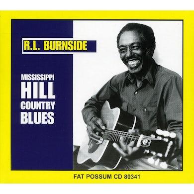 R.L. Burnside MISSISSIPPI HILL COUNTRY BLUES CD