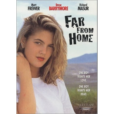 FAR FROM HOME (1989) DVD