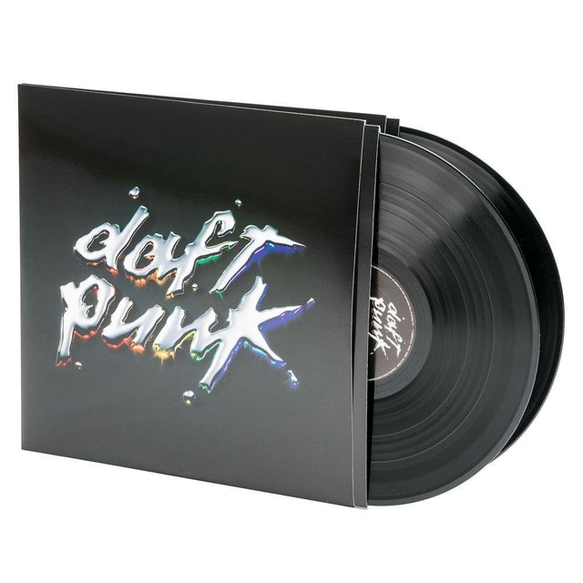 Daft Punk Discovery - Double LP Gatefold Vinyl Record