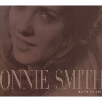 Connie Smith BORN TO SING CD