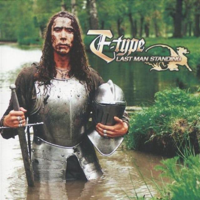 E-Types LAST MAN STANDING CD