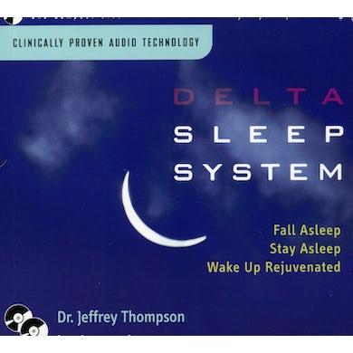 Jeffrey Thompson DELTA SLEEP SYSTEM CD