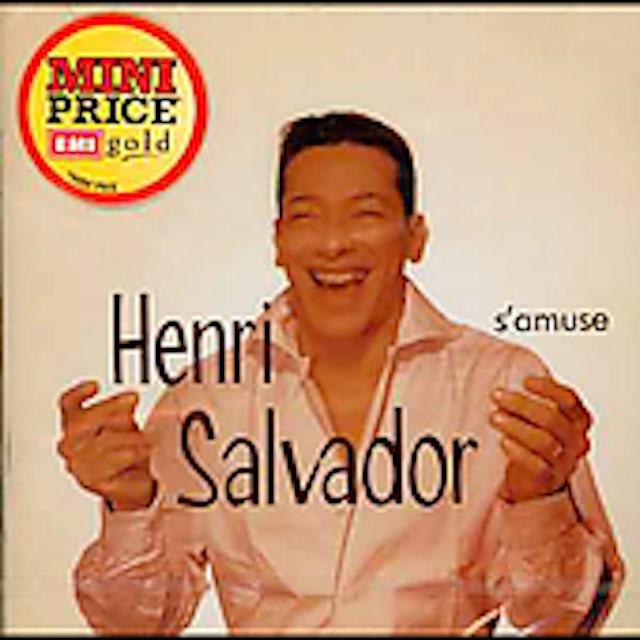 Henri Salvador S'AMUSE CD