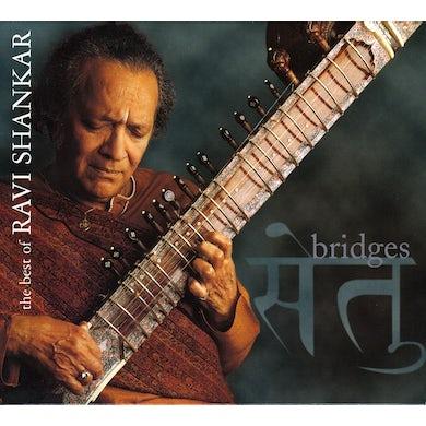 Ravi Shankar BRIDGES: BEST OF PRIVATE MUSIC RECORDINGS CD