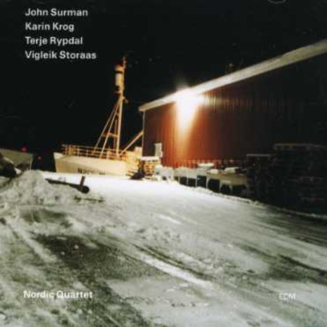 John Surman NORDIC QUARTET CD