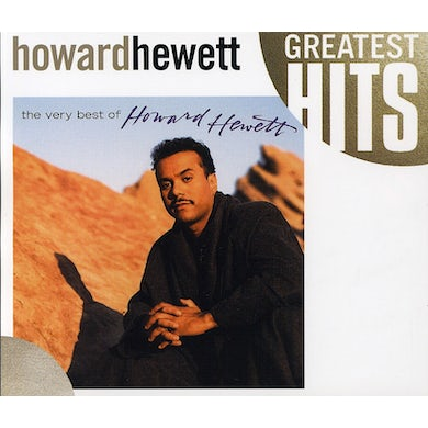 Howard Hewett VERY BEST OF CD