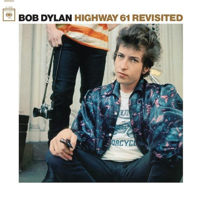 Bob Dylan HIGHWAY 61 REVISITED Vinyl Record
