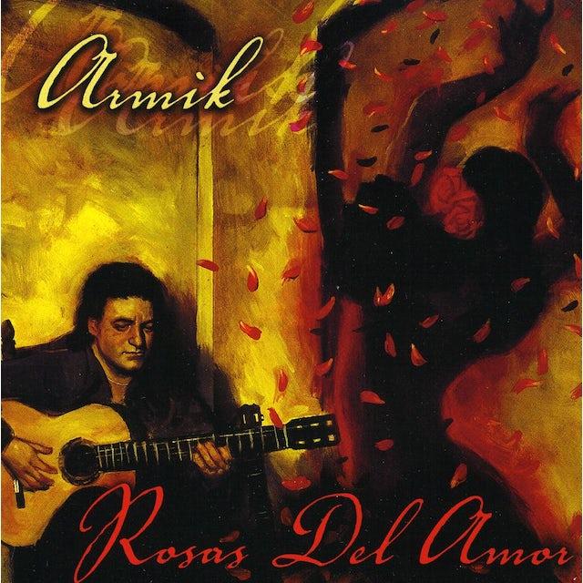 Armik ROSAS DEL AMOR CD