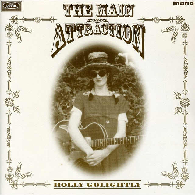 Holly Golightly MAIN ATTRACTION CD