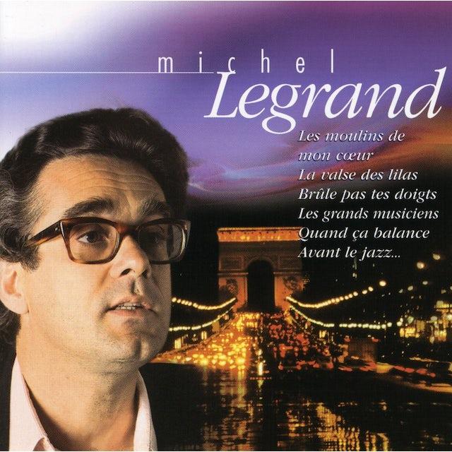 Michel Legrand LES MOULINS DE MON COEUR CD